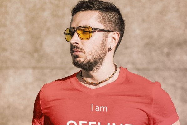 I am Offline T-Shirt